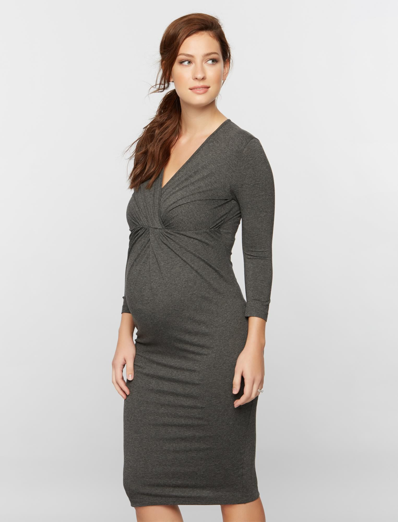 Isabella Oliver Relaxed Fit Maternity Dress