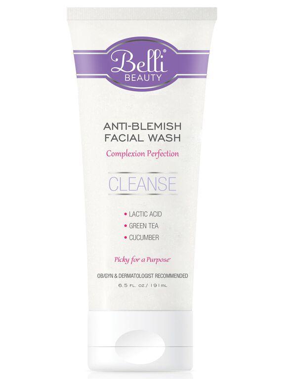 Belli Anti-Blemish Facial Wash, Facial Wash