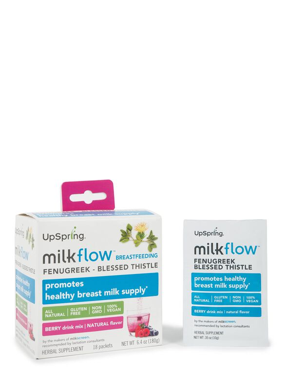 Milkflow Lactation Drink Mix- Berry, Berry