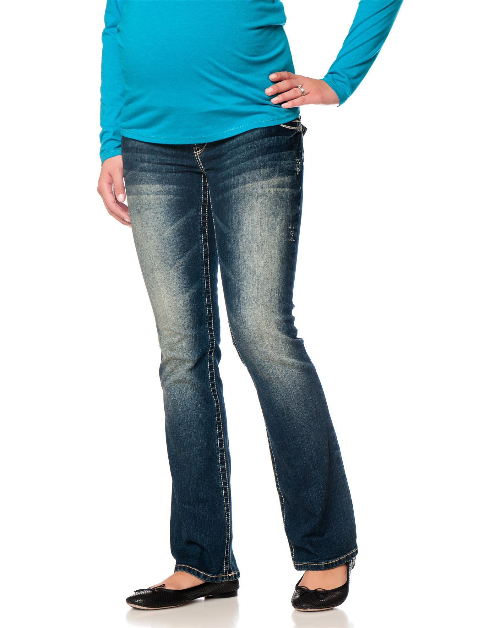 Wallflower Secret Fit Belly Boot Maternity Jeans