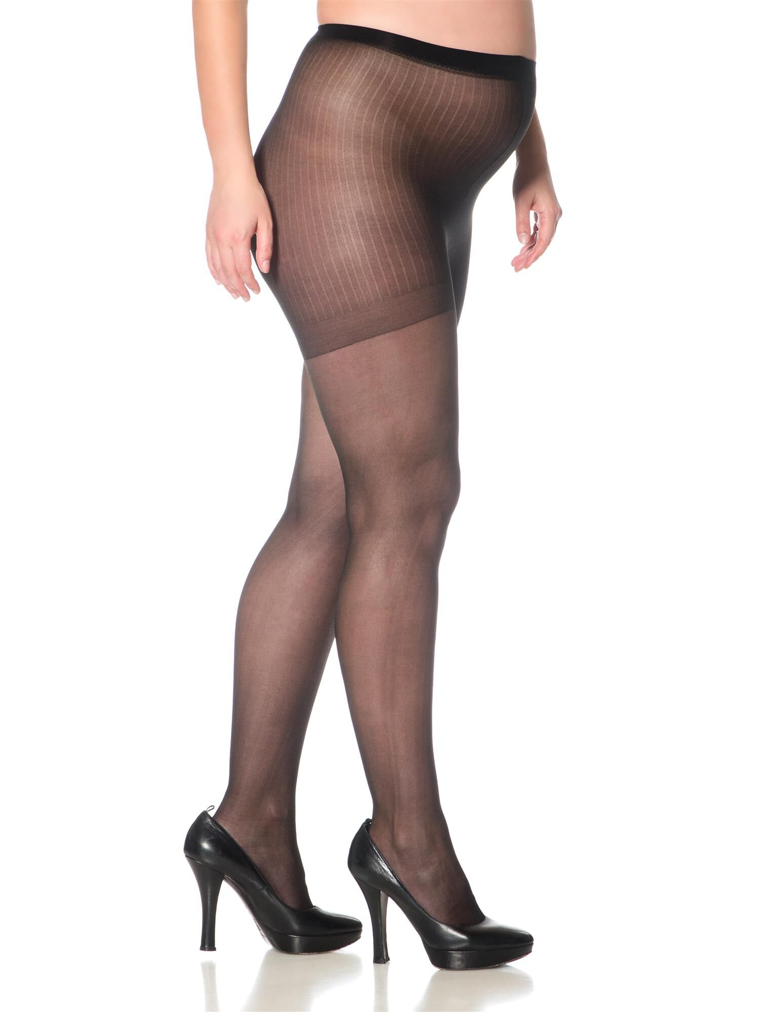 Sheer Maternity Pantyhose