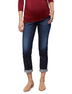 AG Jeans Secret Fit Belly Maternity Jeans, Dark Wash