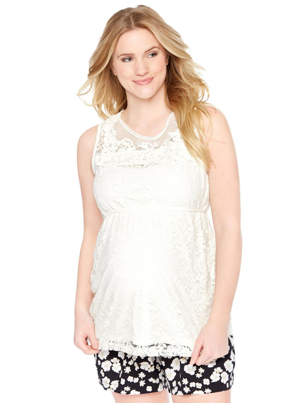 Empire waist maternity blouse motherhood maternity empire waist maternity blouse egret ombrellifo Image collections