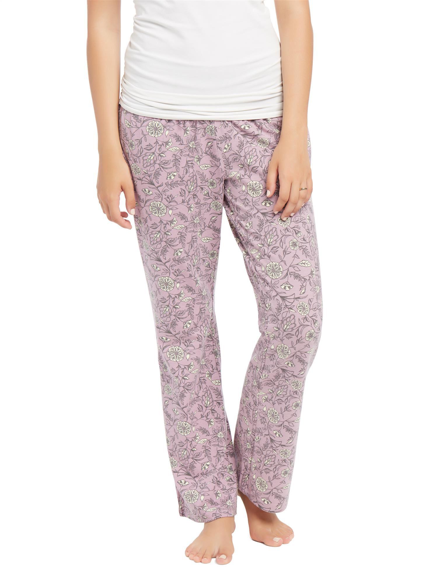 Maternity Sleep Pants- Prints