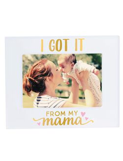 Pearhead Mom Photo Plaque, Mom Plaque