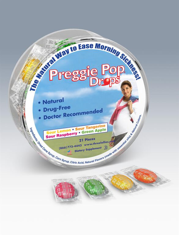 Preggie Pop Drops, Multi