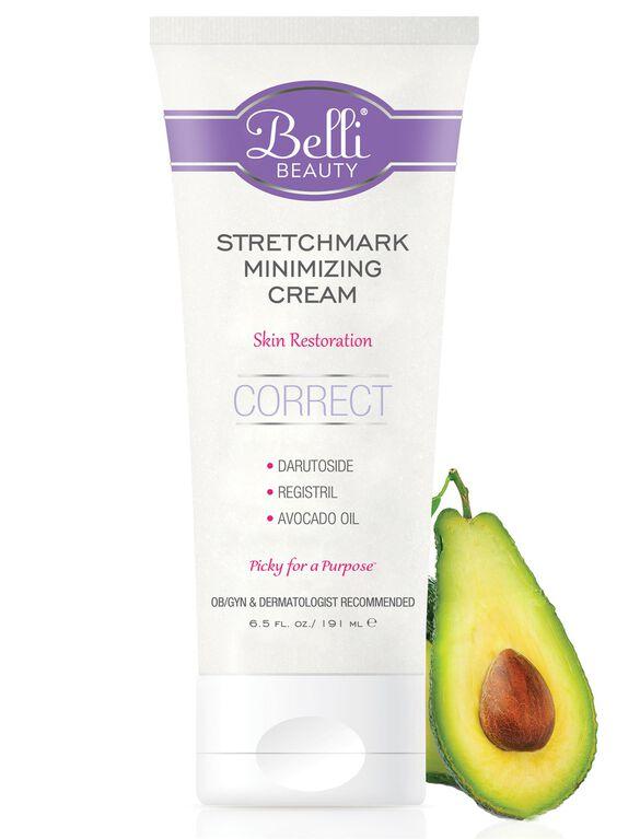 Belli Stretchmark Minimizing Cream, Stretchmark Minimizing Cream