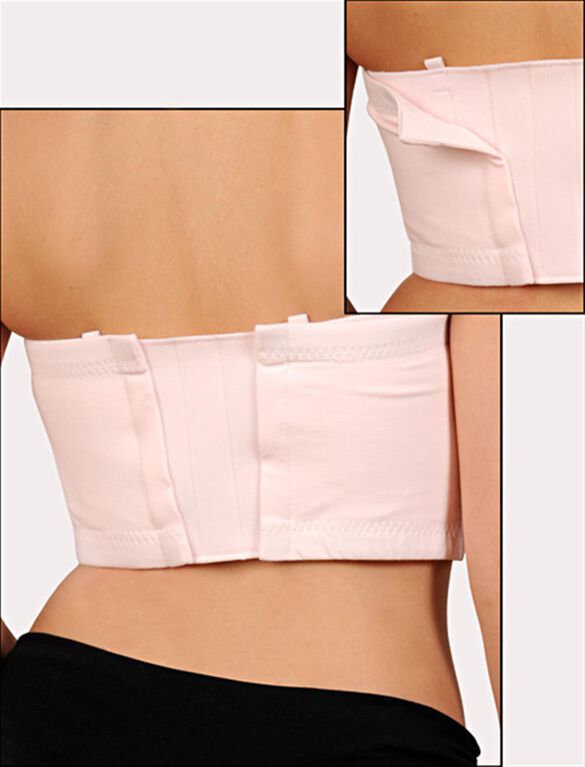 Hands Free Pumping Bustier By Simple Wishes, Pink