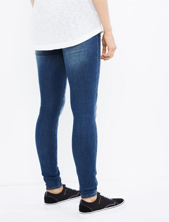 Articles Of Society Secret Fit Belly Sarah Maternity Jeans- Medium Wash, Med Wash