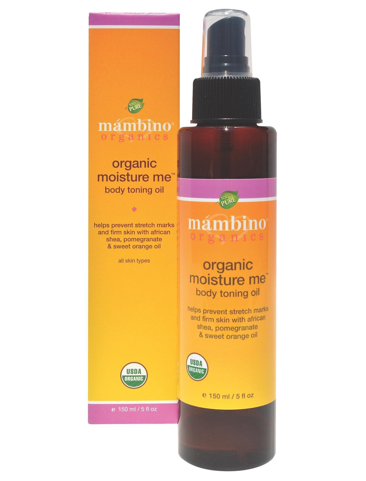 Mambino Organic Moisture Me Body Toning Oil