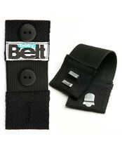 Belly Belt Combo Kit, Black