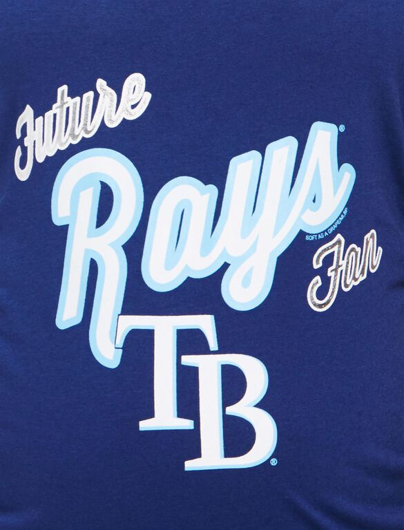 Tampa Bay Rays MLB Future Fan Maternity Tank, Rays Navy