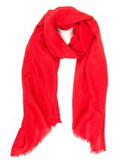 Pompeian Red Scarf, Red