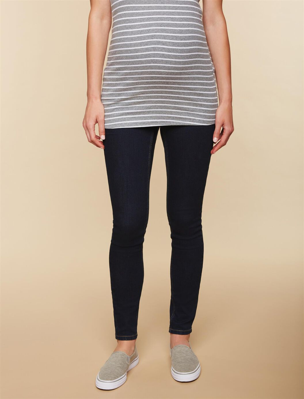Secret Fit Belly Stretch Skinny Maternity Jeans at Motherhood Maternity in Victor, NY | Tuggl