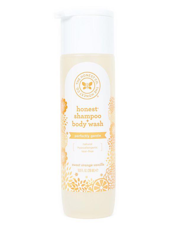 The Honest Company Shampoo & Body Wash, Orange