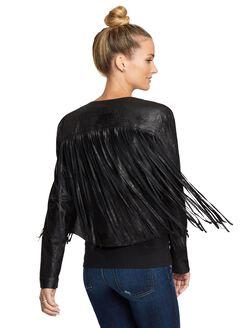 S.W.3. Maternity Jacket, Black