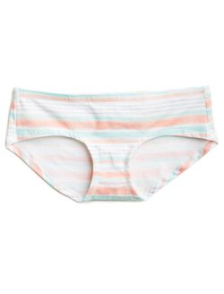 Hipster Maternity Panty (single), Watercolor Stripe