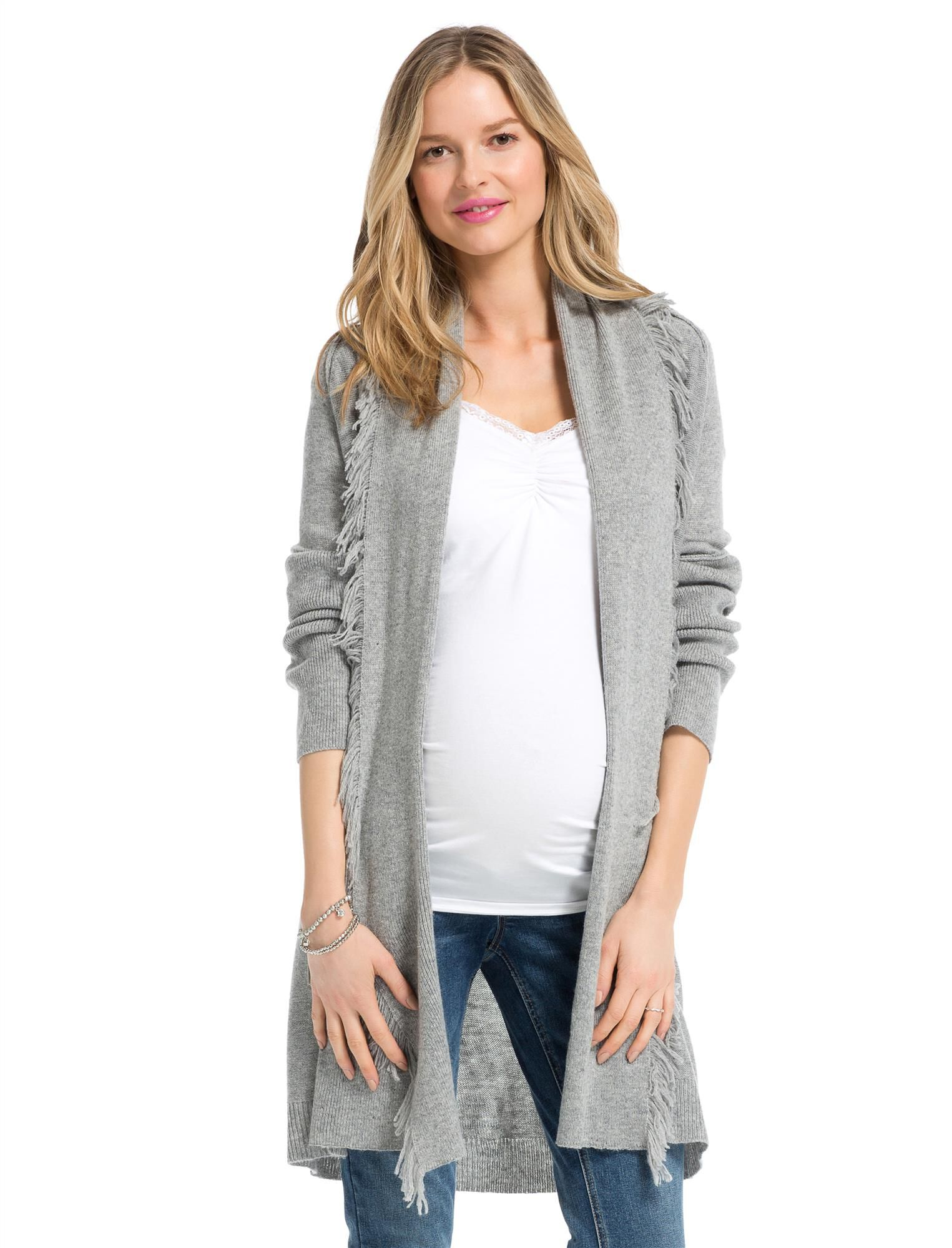 Cascade Maternity Sweater-motherhood maternity fashions