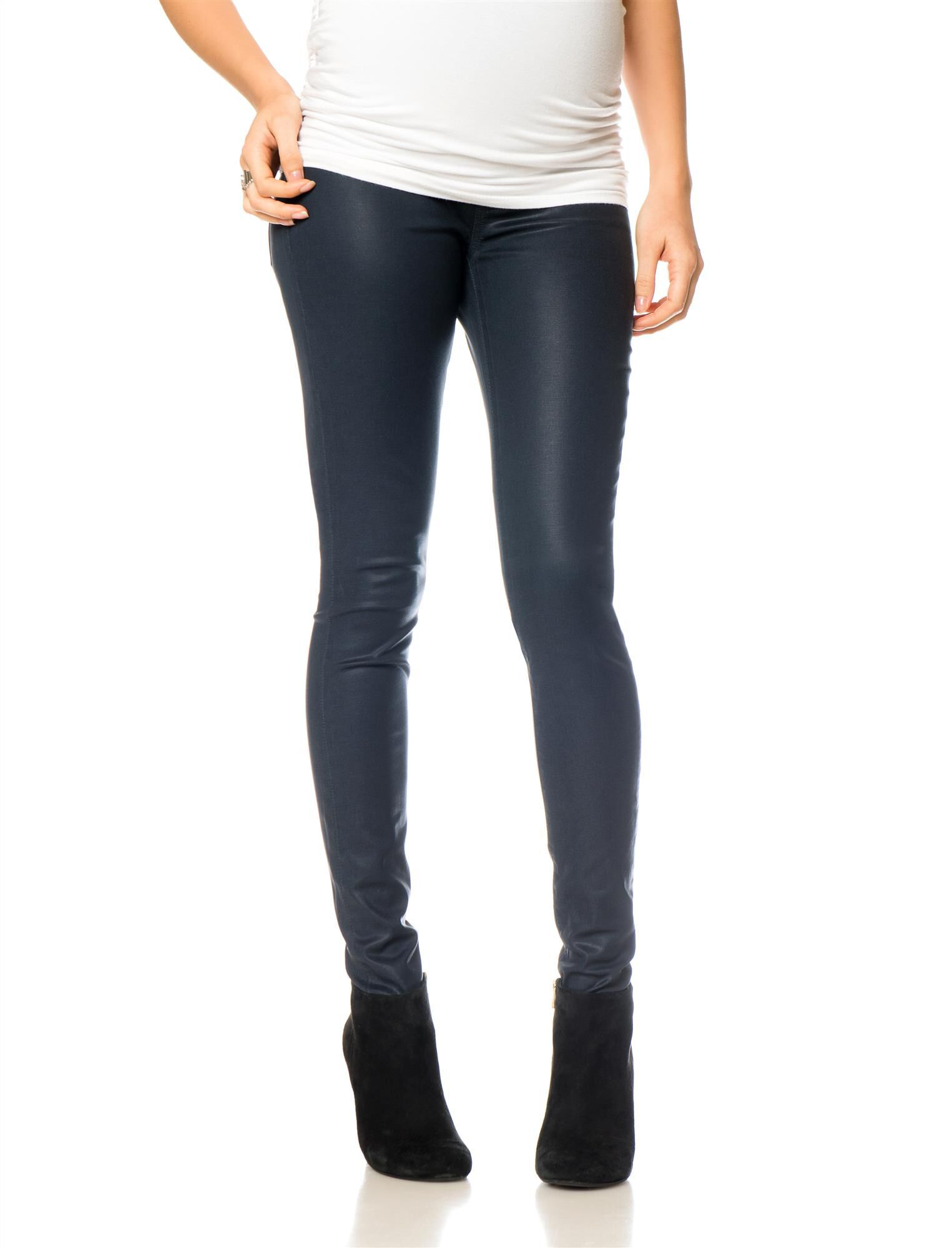 DL1961 Secret Fit Belly Skinny Leg Maternity Jeans