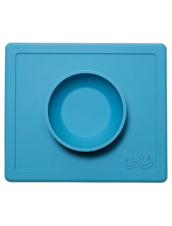 ezpz Happy Bowl, Blue