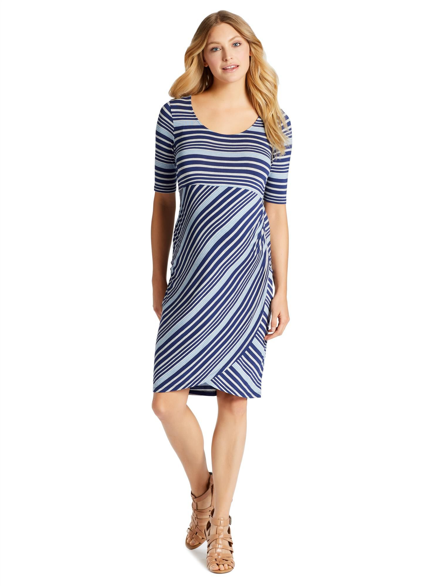 Jessica Simpson Super Soft Maternity Dress