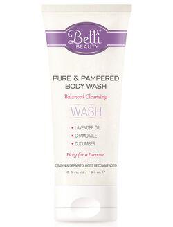 Belli Pure & Pampered Body Wash, Body Wash