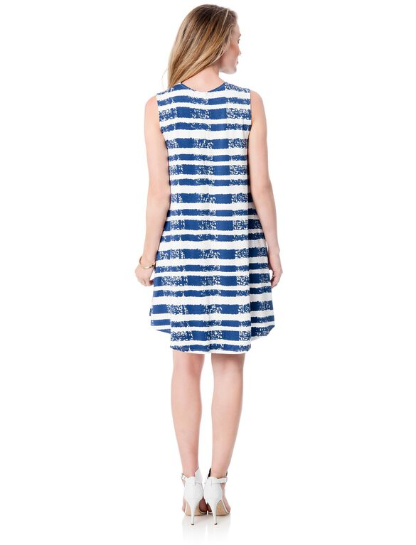 Rachel Pally Shift Dress Maternity Dress, Baja Stripe