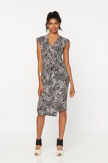 Isabella Oliver Cardine Maternity Dress, Tonal Floral Print