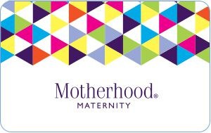 Motherhood Gift Card, Motherhood Gift Card