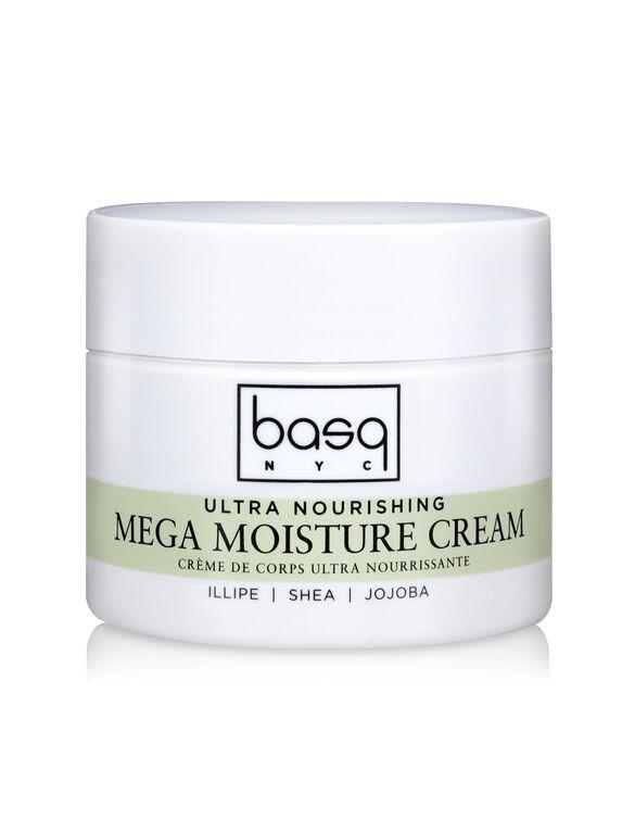 Basq Mega Moisture Illipe Cream, Mega Mositure Illipe
