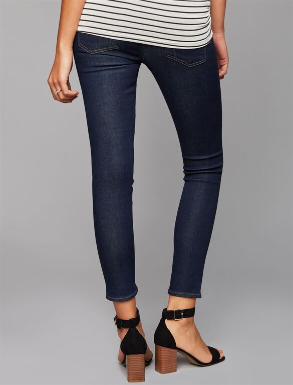 Citizens of Humanity Secret Fit Belly Avedon Ankle Maternity Jeans- Ozone, Ozone
