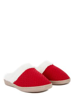 Slide Slippers, Cherry