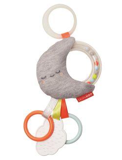 Skip Hop Rattle Moon Stroller Toy, Moon