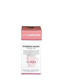 Anna Naturals Nursing Mama Tea, Nursing Mama