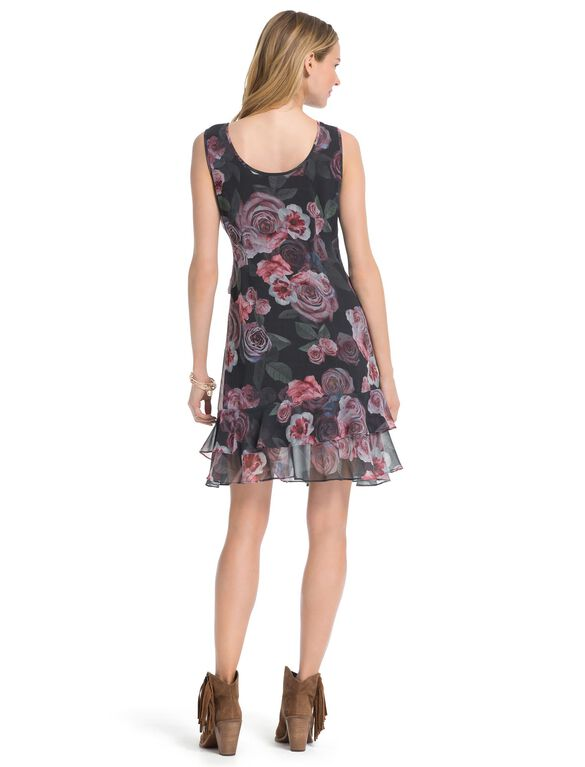 Jessica simpson belted maternity dress motherhood maternity for 99490