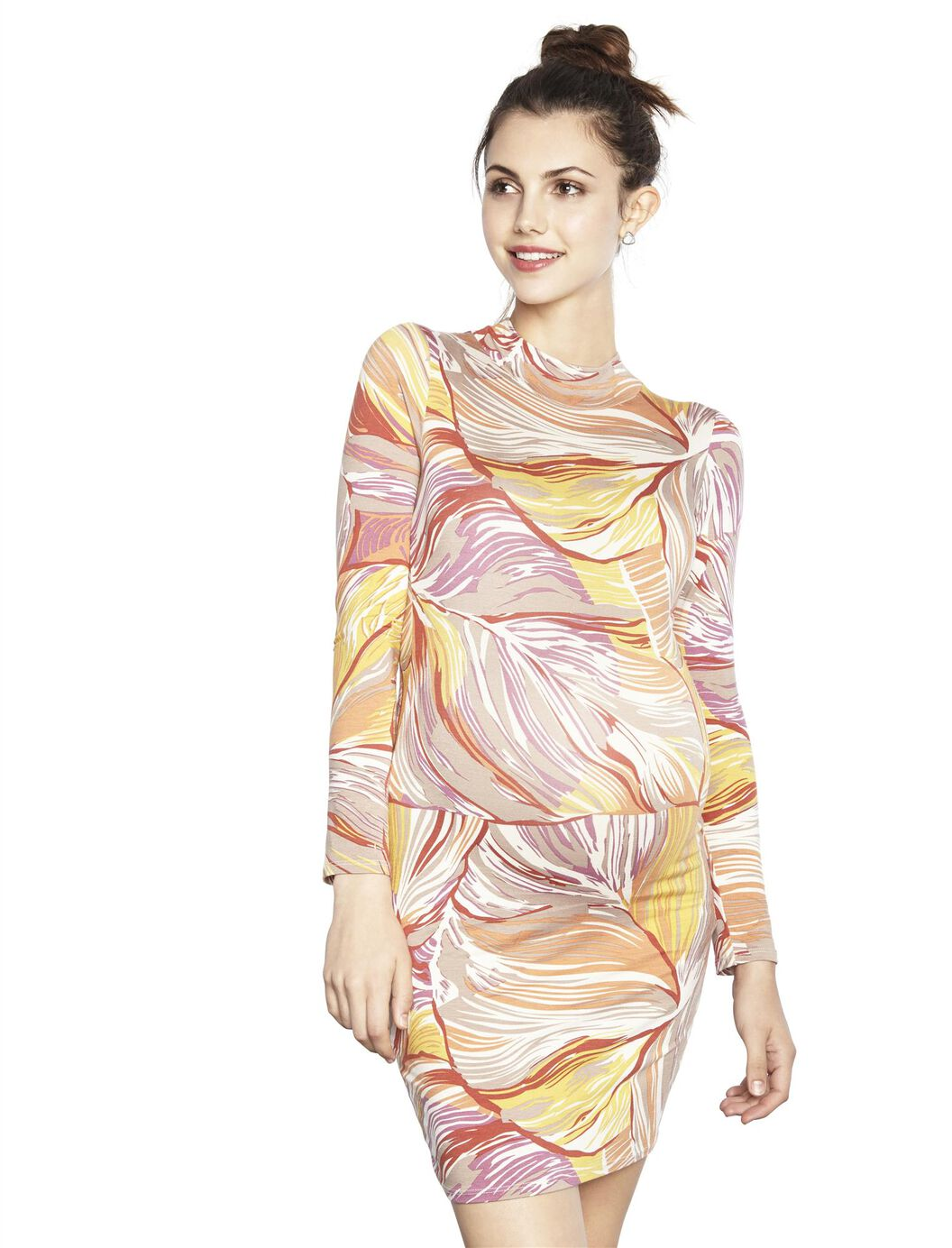 Rachel pally maternity dress a pea in the pod maternity rachel pally maternity dress magnolia print ombrellifo Gallery