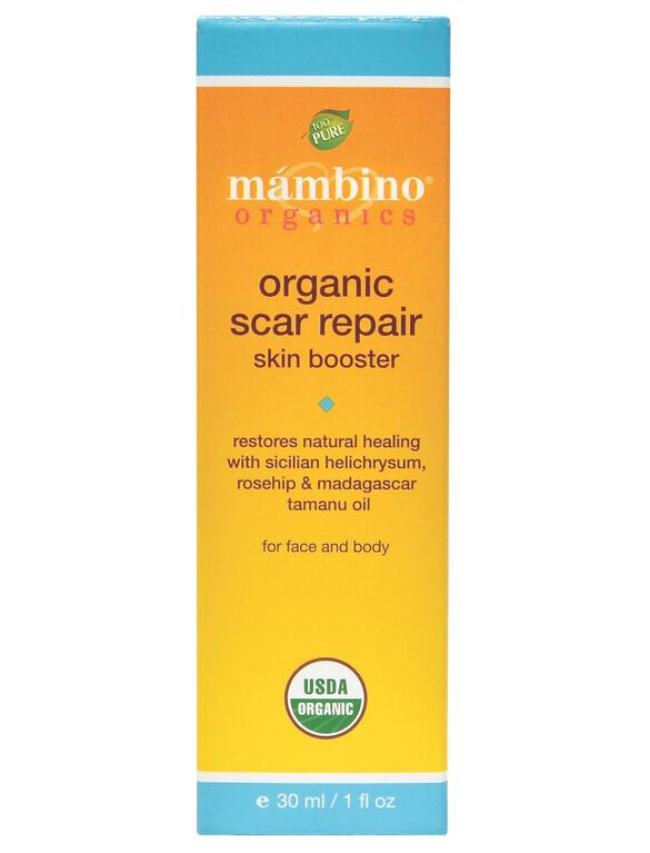 Mambino Organic Scar Repair Booster, Scar Repair