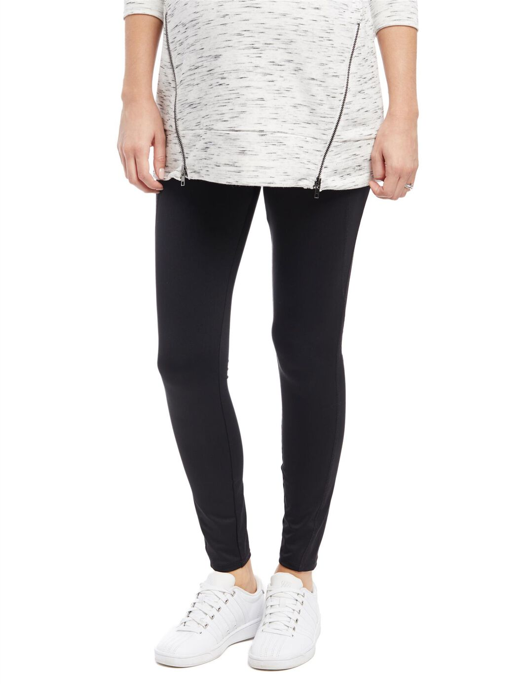 Secret Fit Belly Maternity Performance Legging at Motherhood Maternity in Victor, NY | Tuggl