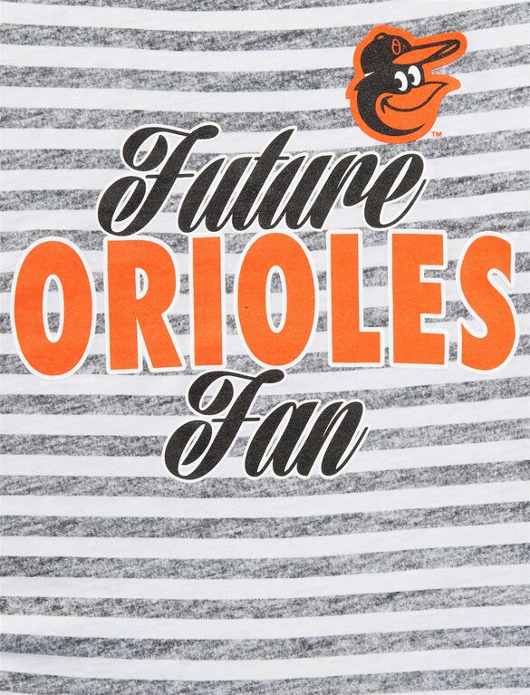 Baltimore Orioles MLB Maternity Graphic Tank Top, Orioles