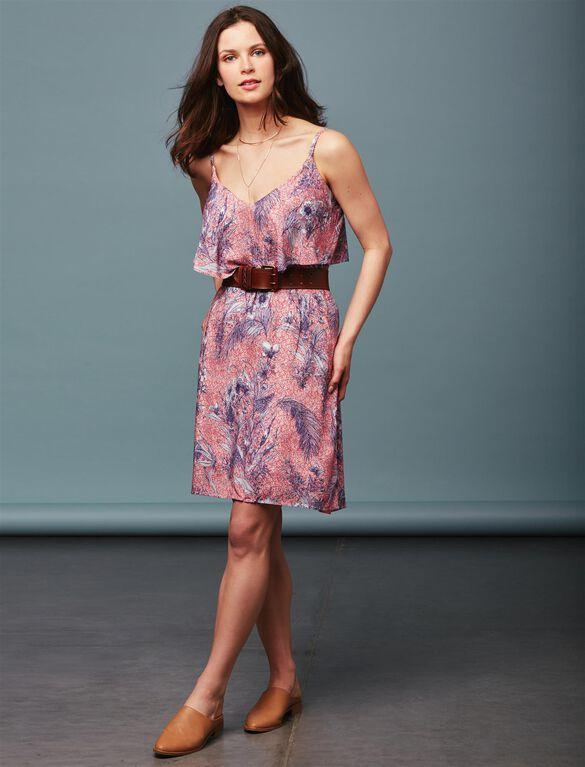 Envie de Fraise Erica Nursing Dress, Floral
