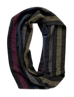 Multi Color Infinity Scarf, Multi Color