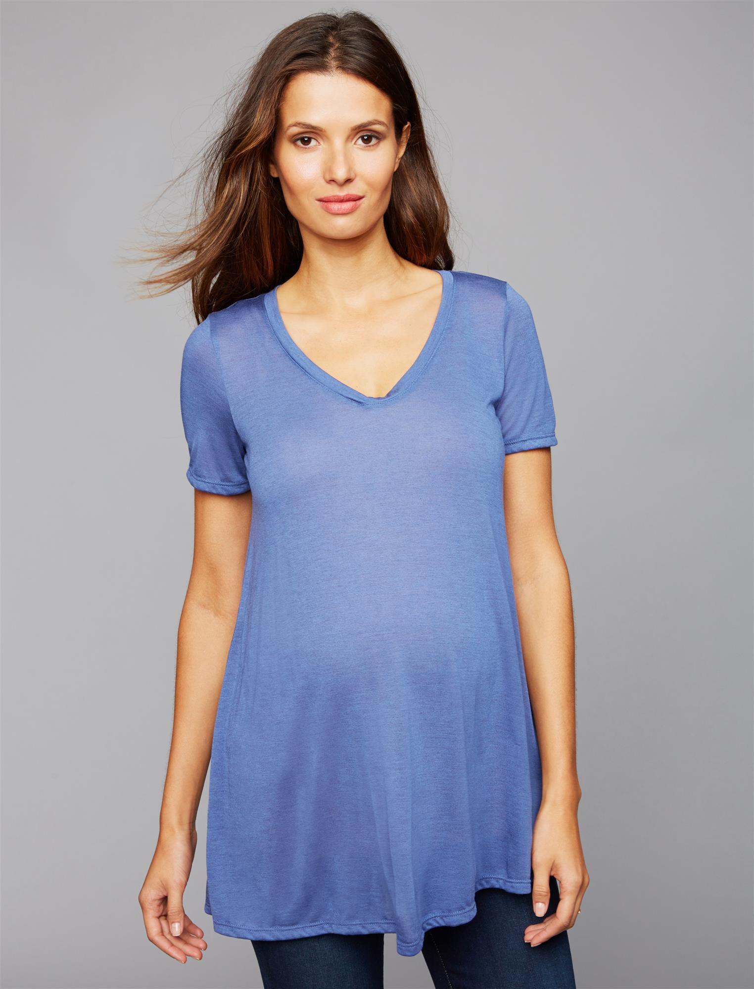 Layering Maternity T Shirt