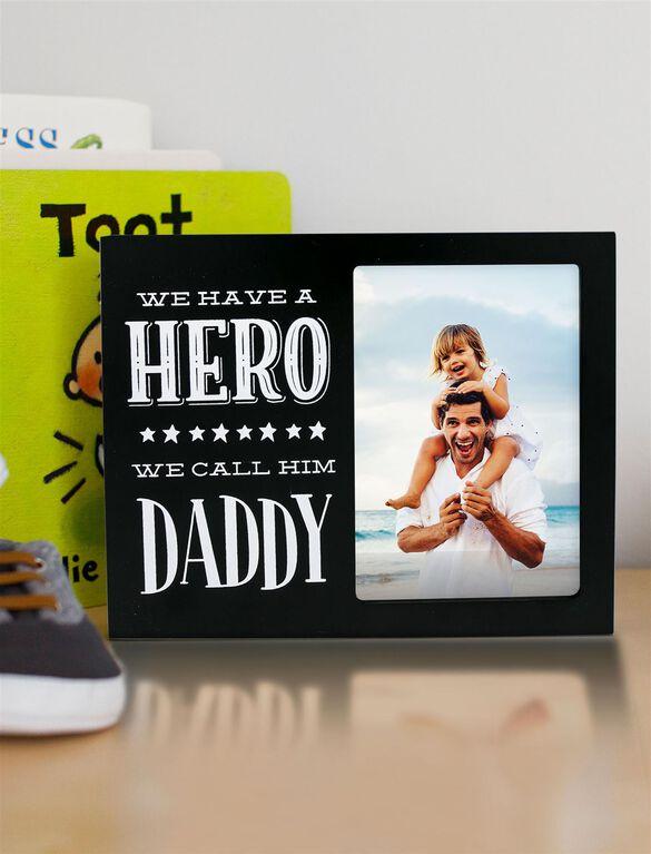 Pearhead Dad Photo Plaque, Dad Plaque