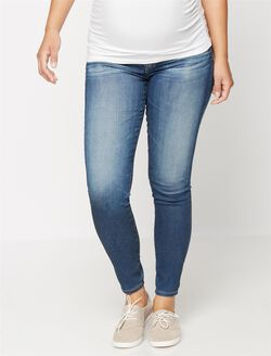 Ag Jeans Secret Fit Belly Maternity Jeans, 4yr Borrowed Dark