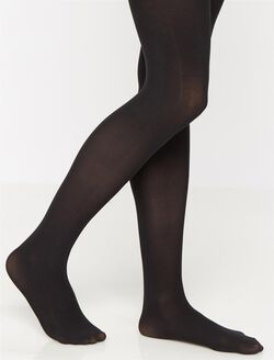 Commando Maternity Tights, Black