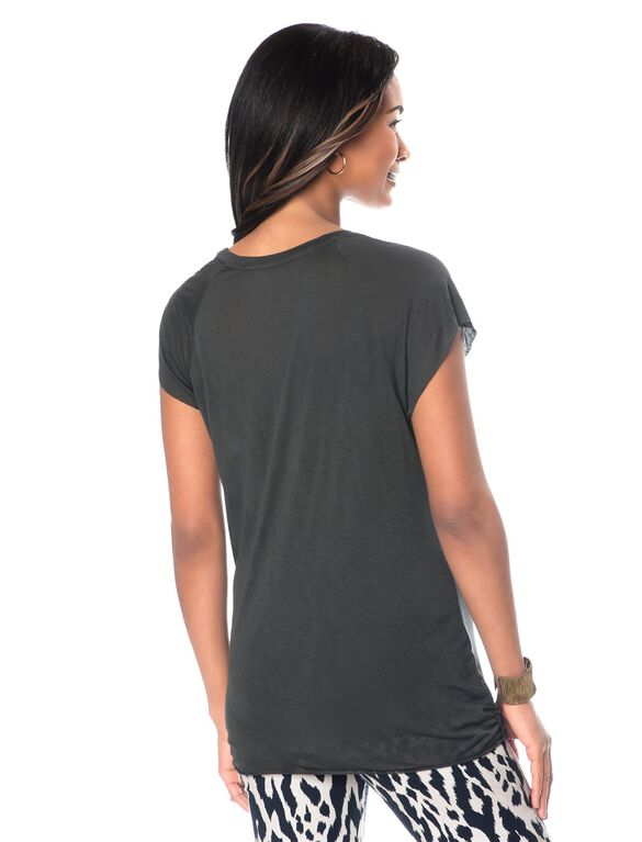 Maternity T Shirt, Broomstone