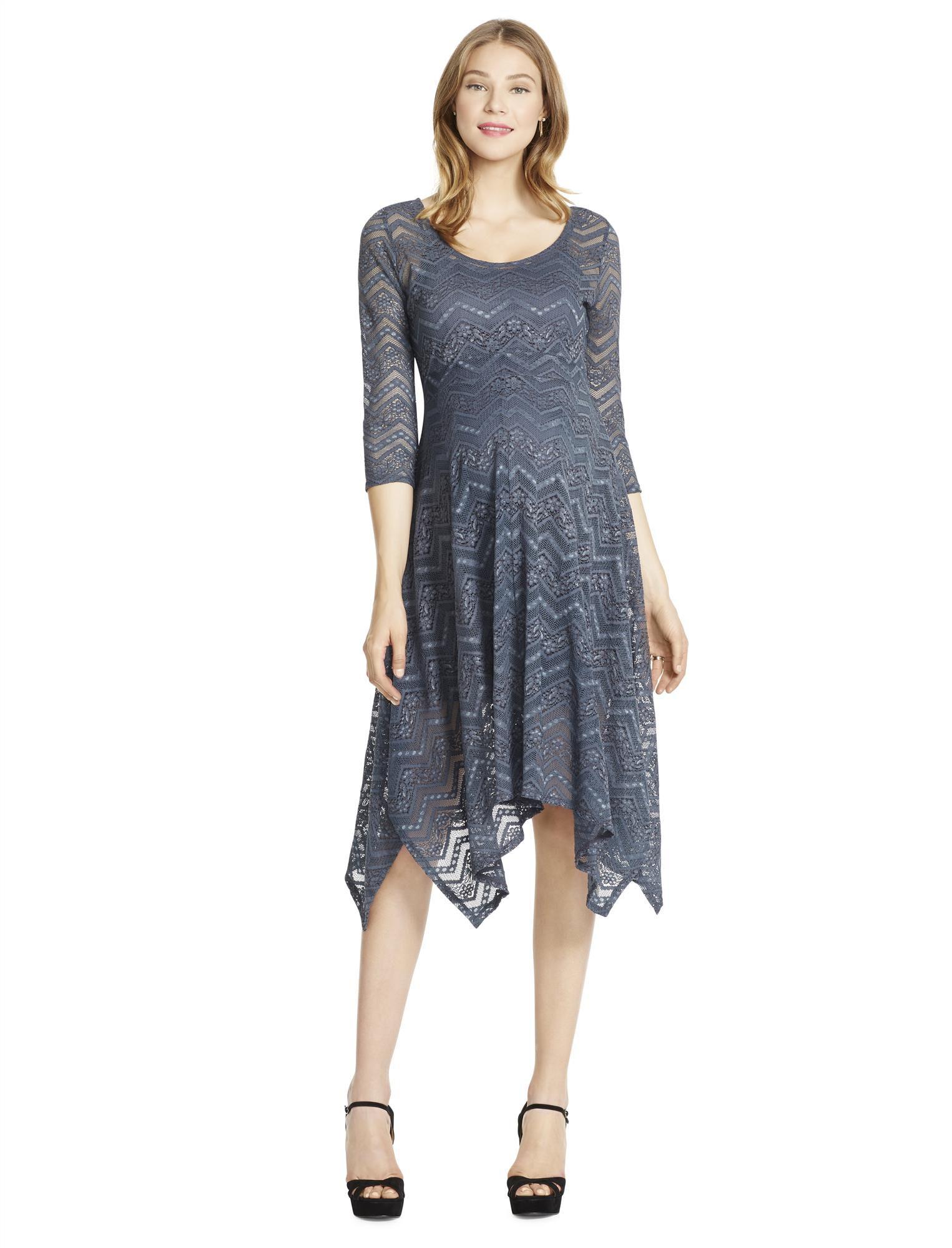 Jessica Simpson A-line Maternity Dress