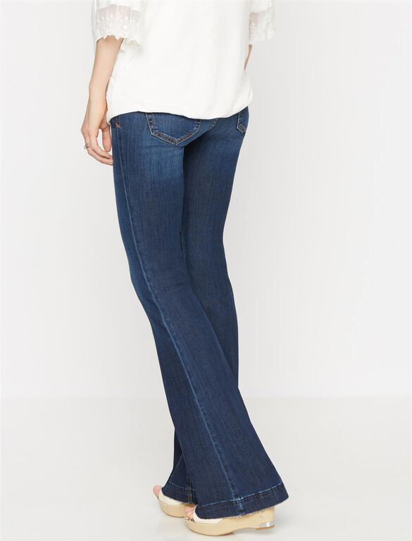 Joe's Jeans Secret Fit Belly Flare Leg Maternity Jeans, Sophia Dark Wash