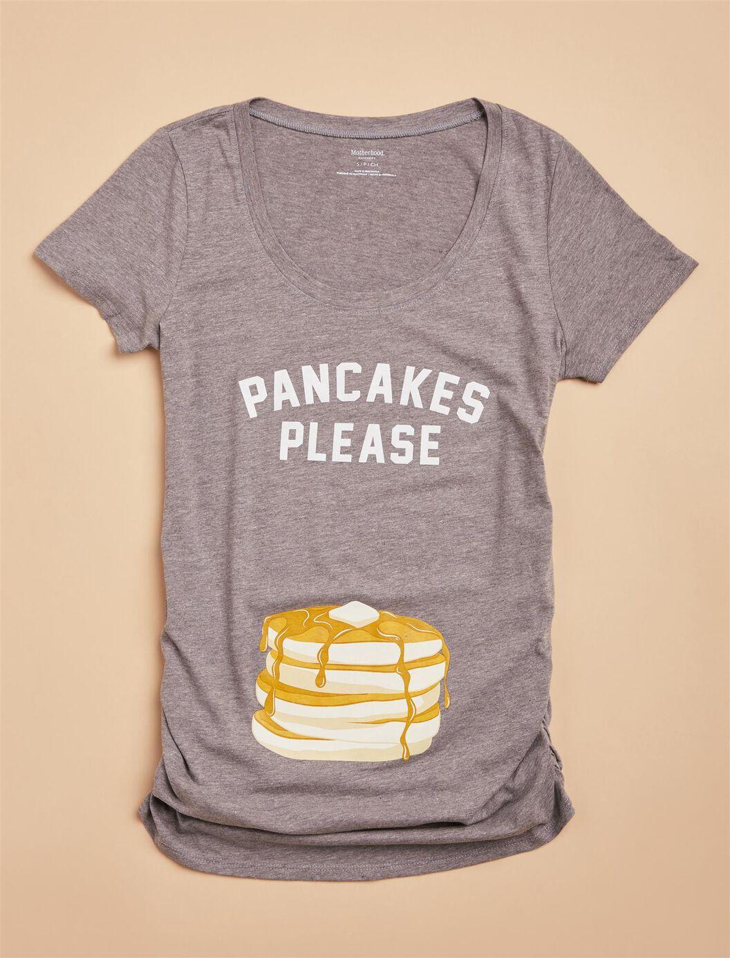 Embellished Short Sleeve Maternity T Shirt at Motherhood Maternity in Victor, NY   Tuggl