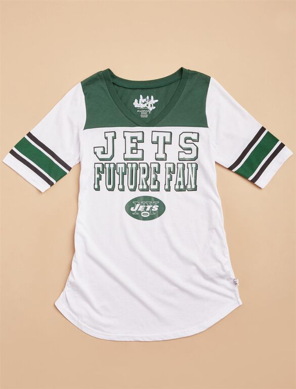 New York Jets NFL Future Fan Maternity Tee, Jets